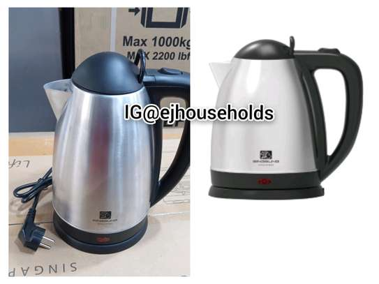 Stainless Steel Electric Kettle image 1