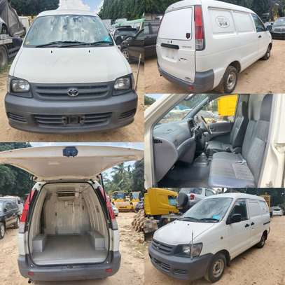 1999 Toyota Town Ace