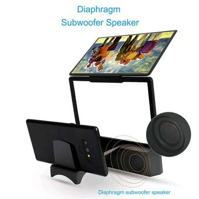 Universal 8 inch Mobile Phone Screen Magnifier image 3