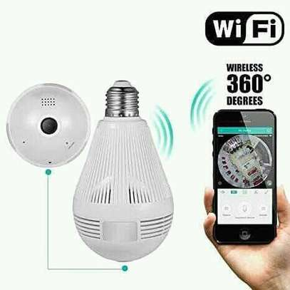 HD CCTV (360  degrees) CAMERA BULB (tsh 135,000)