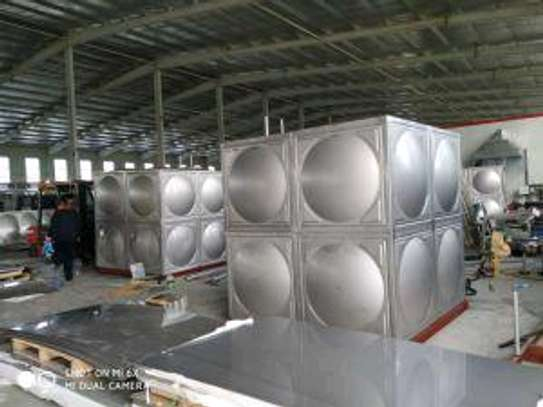 STAINLESS STEEL TANKS image 3