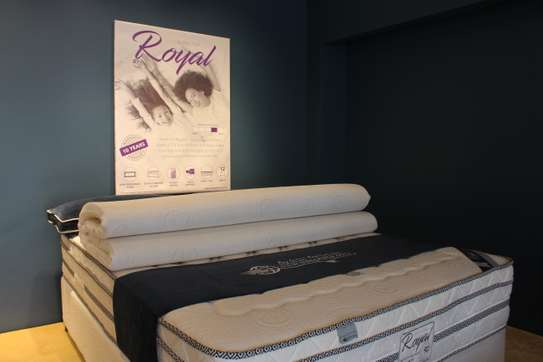 Royal Euro Top Mattress image 5