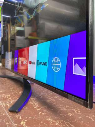 LG 55'' SM81 Series NanoCell HDR Smart UHD TV with AI ThinQ image 2