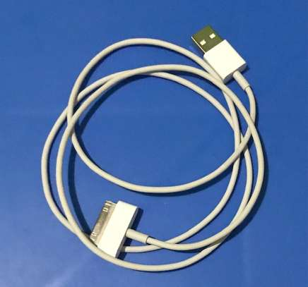 Original 1M Apple 30-pin to USB Cable image 2