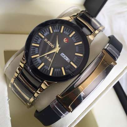 Black Rado WaterProof