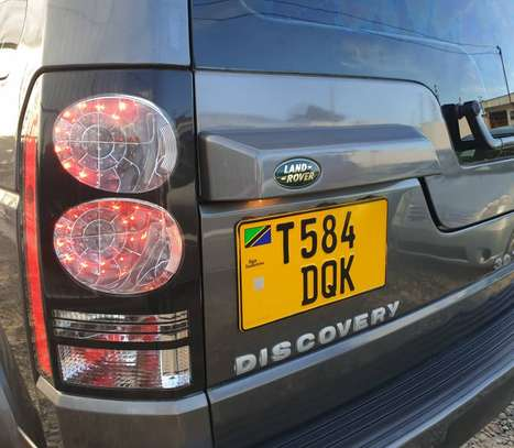 2007 Land Rover DISCOVERY-3 (DQK) image 4