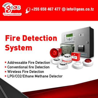Fire Detection System image 1