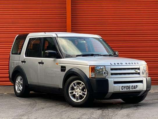 2006 Land Rover Discovery image 1