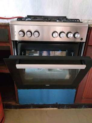 BEKO GAS COOKER AND OVEN