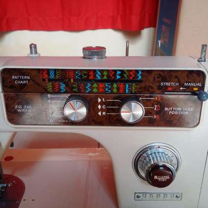 Electric Sewing Machine/ Cherehani ya Umeme image 1