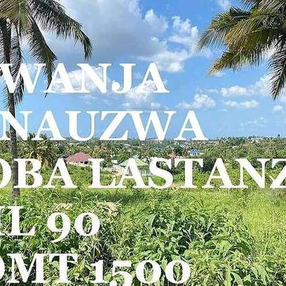 Plot for sale at Goba lastanza image 1