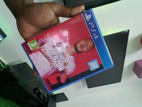 FIFA 20 PS4 PLAYSTATION 4 GAME USED