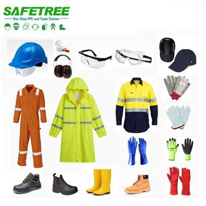 We supply Safety Gear and Equipment's. image 1