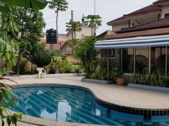 4bed house  at avacado  with nice gaeden and swimming poool image 4