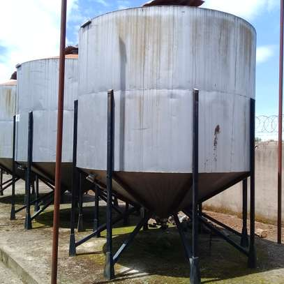 MAIZE STORAGE TANK 2MILLION