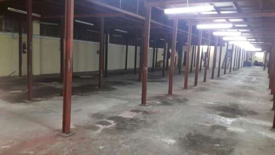 1000 Square meter warehouse available for rent at Chango'mbe