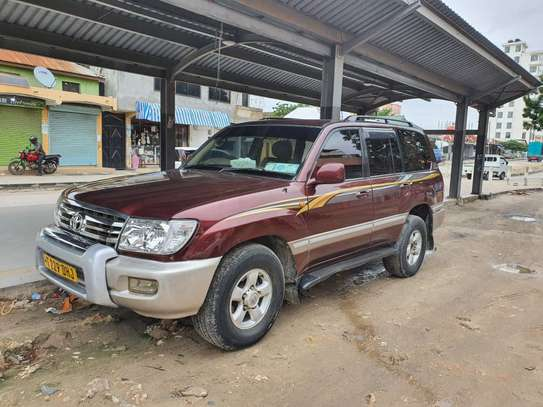 1998 Toyota Land Cruiser Amazon image 1