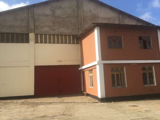 1,000 sqm Warehouse / Godown for rent Unga Limited