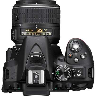 Nikon Camera D5300 24.2 MP CMOS Digital SLR Camera with Built-in Wi-Fi and GPS