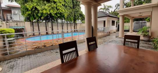 4 Bedrooms Pool House For Rent In Masaki