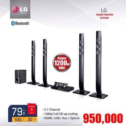 Home Theater Watts 1200 DH7530TW