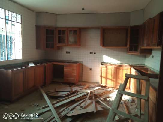 4bdrm brand new house under construction for rent in masaki image 3