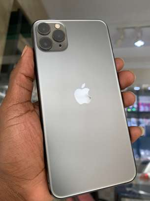 iPhone 11 Pro Max 256GB Spacegray for sale image 1