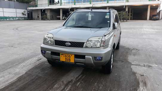 2001 Nissan X-Trail image 2