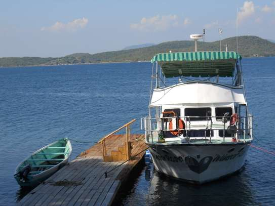 46ft cabin cruiser. For sale. Lake Tanganyika