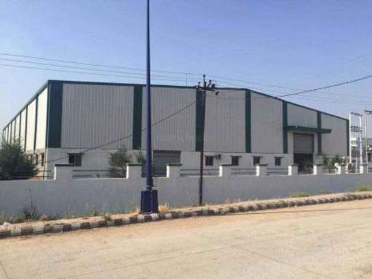 3.75acres Warehouse Along Pugu Road