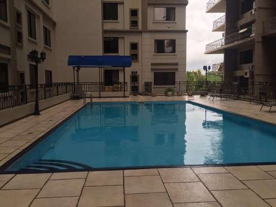 3 Bdrm Apartment with Pool and Gym at Upanga