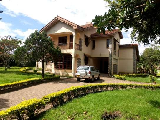 NICE 5BEDROOMS HOUSE IN NJIRO-PPF. image 2