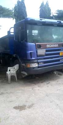 Scania Tipper 114 for sale image 3