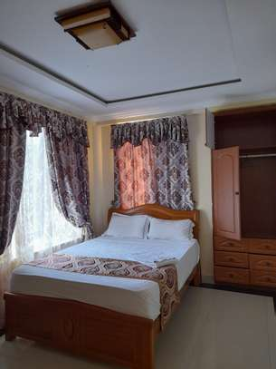 2bedroom service Apartments to let in Mikocheni image 5