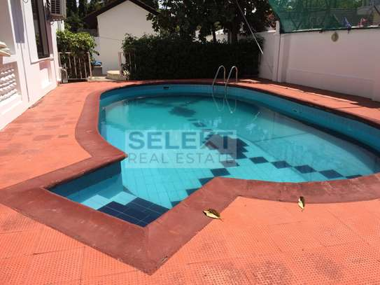 4 Bdrm Standalone Spacious House in Masaki image 1