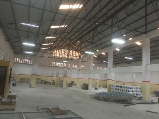 NEW AND HUGE GODOWNS FOR RENT AT MIKOCHENI INDUSTRIAL AREA