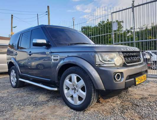 2007 Land Rover DISCOVERY-3 (DQK) image 1