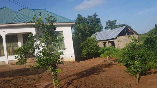Plot for sale behind Tumbi hospital