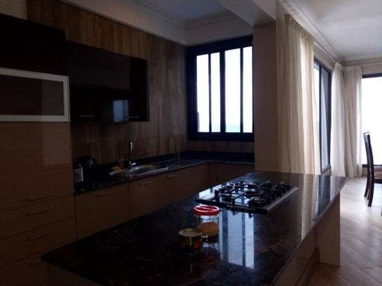 3 bed room beach apartment for rent at msasani image 4