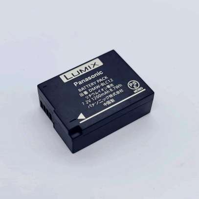 PanasonicDMW-BLC12 Rechargeable Lithium-Ion Battery (7.2V, 1200mAh) image 4