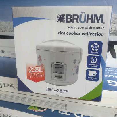 BRUHM rice cooker