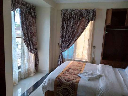 Super Quality 2 bedrooms furnished for Rent  in Mikocheni. image 5