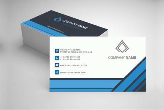 BUSINESS CARD PRITING image 5