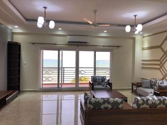 Spacious 3bdrm apartment with ocean view in Mikocheni A image 2