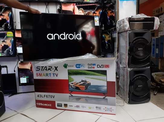 Star X UHD Android Smart Tv 43 Inch image 2