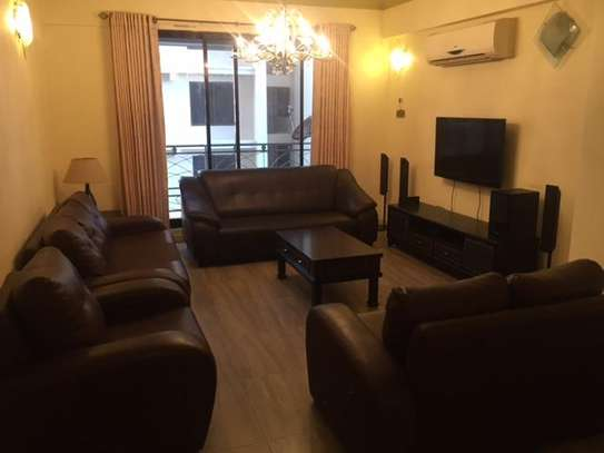 3 Bdrm Apartment in Upanga