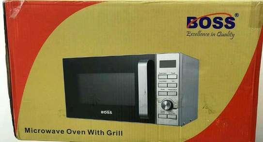 30LMicrowave with grilll image 1