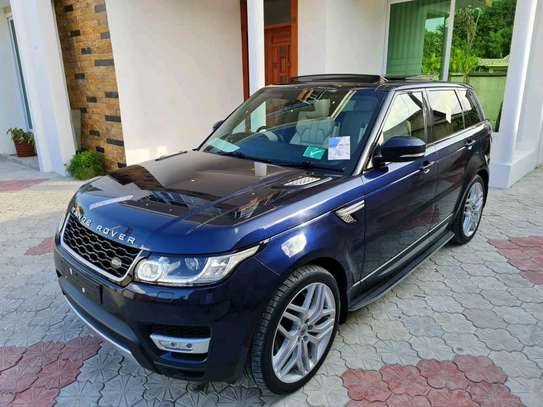 2014 Rover Range Rover Sports image 1
