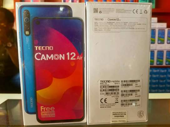 Tecno Camon 12air