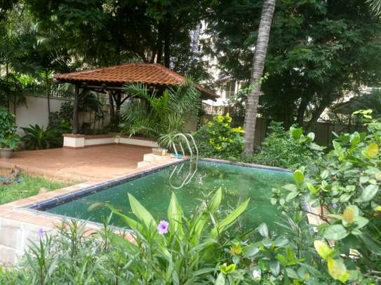 4 Bdrm Standalone House with Swimming Pool in Masaki image 3